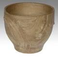 Architectural pottery large stoneware planter 14 12 x 17