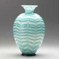 Carlo scarpa mvm capellin fenicio glass vase italy ca 1930 provenance sothebys new york 7568106 unmarked 11 34 x 7