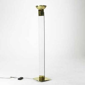 Realized price for Fontana arte; floor lamp, italy,