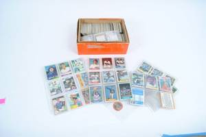 Collection of Baseball Cards