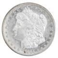 1884s silver dollar ngc au 58