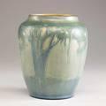 Sadie irvine newcomb college transitional vase live oak trees and spanish moss 1913 sincfz35jmb154 8 x 6 34