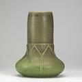 Rookwood matte green production vase 1912 impressed 934 12 14