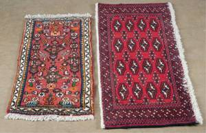 Two 2 Persian Mats