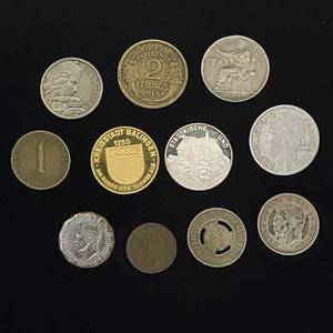 World coins approx sixty coins proof gold medal 900 fine kreisstadt balingen 700th aniversary 9 gms 1913 silver two mark deafeat of napoloean 1910 silver three mark wilhelm ii 1911 silver thre