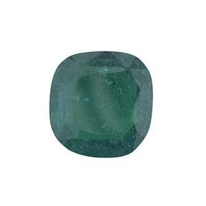 Old cushion cut emerald approx 420 cts 1139mm x 1188mm x 475mm note unmounted gemstones from the estate of harry b roth 19132008 a longtime member of the diamond dealer club of ny a co