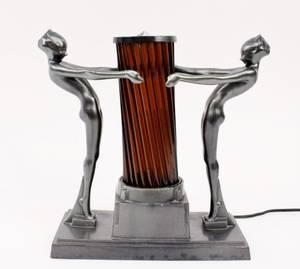 Frankart Figural Lamp L246