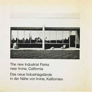 Lewis baltz american b 1945 the new industrial parks 1974 book of photographs signed and numbered 36100 11 x 11 12  provenance private collection connecticut