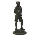 Robert tait mackenzie canadianamerican 1867  1boy scout 1915 plaster composite signed and dated robert mackenzie1915 17 high literature contemporary american sculpture the california p