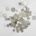 Us silver coins 140 pieces include 1836 dime 1908o dime etc 15 face silver