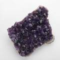 Amethyst crystal formation well developed good color and clarity approx 13 12 x 10