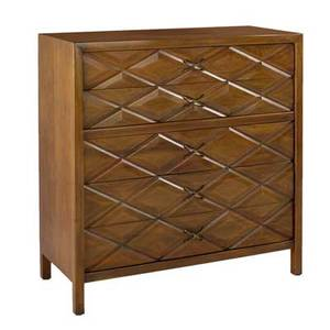 Th robsjohn gibbings attr widdicomb tall dresser usa 1960s walnut and brass fabric label 43 x 42 x 19