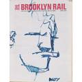 Robert loughlin american19492011 two marker drawings of the smoking man each on a cover of the brooklyn rail june 2007 each signed rl07 each 15 x 11 12