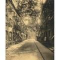 Jessie tarbox beals american 18701942 gelatin silver print patchin place greenwich village 1916 signed 8 34 x 7 14