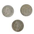 1938 texas commemorative 50c three pd  s mint marks all anacs 6565