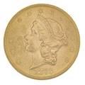1873 2000 gold coin au 55