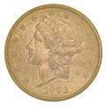 1903 2000 gold coin ms 61