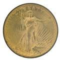 1924 2000 gold coin au 50