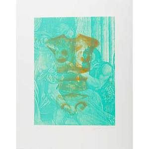 David salle american b 1952 three prints canfield hatfield 1 1989 aquatint and photoetching signed dated and numbered 5660 23 34 x 17 34 plate 33 x 26 sheet canfield hatfield