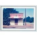 William christenberry american b 1936 barbq inn greensboro alabama 1976 chromogenic ekta pro print framed signed dated and titled 3 14 x 5 image 8 x 10 sheet provenance pri