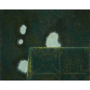 Michael wetzel american b 1966oil on board paintinguntitled 2006signed and dated11 x 14