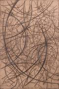 Carlus Dyer Fugues  Fissions III Etching