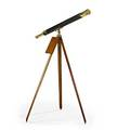 English telescope brass with tripod stand complete in fitted box 19th c engraved p smith box size 4 34 x 53 12 x 8 12
