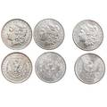 Us morgan and peace 1 forty 11 peace 29 morgan many in high grades