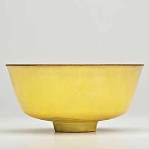 Otto and gertrud natzler glazed ceramic bowl los angeles ca 1960s signed 3 x 6