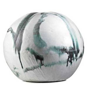 Toshiko takaezu 19222011 massive glazed earthenware moonpot clinton nj signed tt 19 x 21