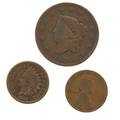 Us 1c and 5c approx 500 pcs including large indian and wheat cents as well as jefferson and buffalo nickles 1826  1960
