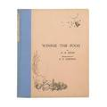 Aa milne signed us first edition winnie the pooh limited edition 152200 ep dutton 1926 signed milneshepard