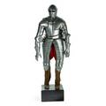 English plate mail armor with stand 17th18th c armor 68