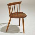 George nakashima nakashima studios mira chair new hope pa dec 1980 signed and dated dec 1980 26 38 x 17 14 x 16 12