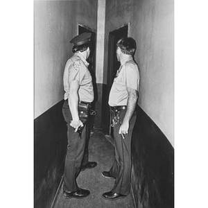 Jill freedman american b 1939 street cops new york city 1979 gelatin silver print printed later signed dated and titled 17 34 x 12 image 19 58 x 14 38 sheet literature free
