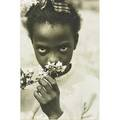 Consuelo kanaga american 18941978 two works of art black child and apple blossom tennessee 1948 gelatin silver print framed signed 9 34 x 6 38 image suzanne h seay 1962 gelatin