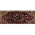 Kilim decorative design wool flat weave runner 160 x 67