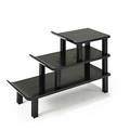 James mont james mont design tiered occasional table new york 1950s lacquered wood each stamped overall 21 12 x 36 x 13