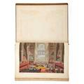 The coronation of his most sacred majesty king geo george naylor complete with 42 hand colored plates london henry george bohn 1837 23 x 18