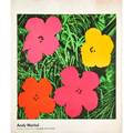 Andy warhol american 19281987 offset lithograph in colors flowers 1964 leo castelli exhibition 1964 publisher leo castelli new york 27 78 x 24 78 sheet