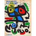 After joan miro spanish 18931983 folio with four double page lithographs in colors from sculptures derriere le miroir no 186 june 1960 printed by aime maeght paris together with two untit