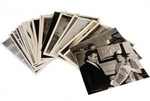 Collection of 22 Photographs Gone With The Wind