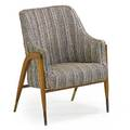 edward wormley 1907  1995 dunbar lounge chair berne in 1950s ash brass wool unmarked 37 x 29 x 30