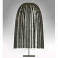 Harry bertoia 1915  1978 stainless steel willow sculpture pennsylvania 1970s unmarked 51 x 30 dia base 11 sq