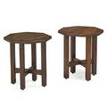 L  jg stickley two octagonal tabourets fayetteville ny ca 1912 the work of decals 20 12 x 18 ea