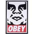 Shepard fairey american b 1970 three screenprints obey 2013 ripped 2011 obey never trust your own eyes 2011 each signed and dated largest 36 58 x 24 12 sheet