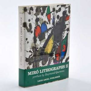 Art architecture and design books twenty seven including a signed copy of joan miro lithographs volume 2 ten books from the masters of the world architecture series etc 20th c see full li