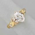 Marquise cut diamond engagement ring lively diamond 9 x 57 x 33 mm approx 95 ct and triplet marquise cut diamond shoulders approx 38 ct tw size 4 12 25 dwt