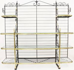Large Bakers Iron Rack