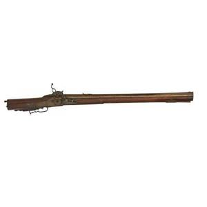 Wheel lock musket two man blunderbuss style octagonal barrel 16th17th c barrel 43 34 overall 60